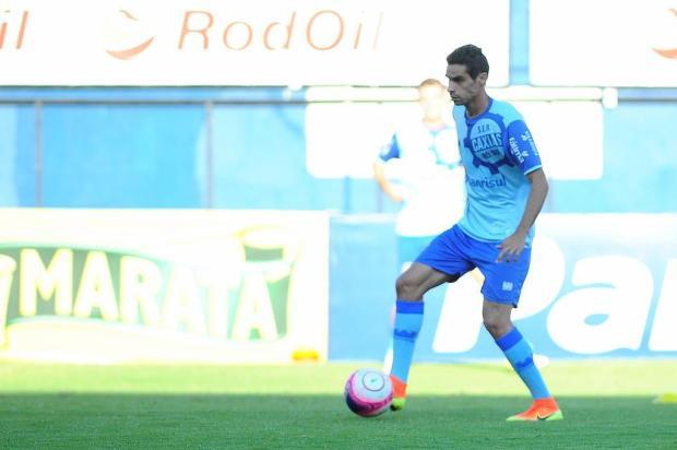 Caxias deverá ter time misto contra o Cruzeiro Felipe Nyland/Agencia RBS