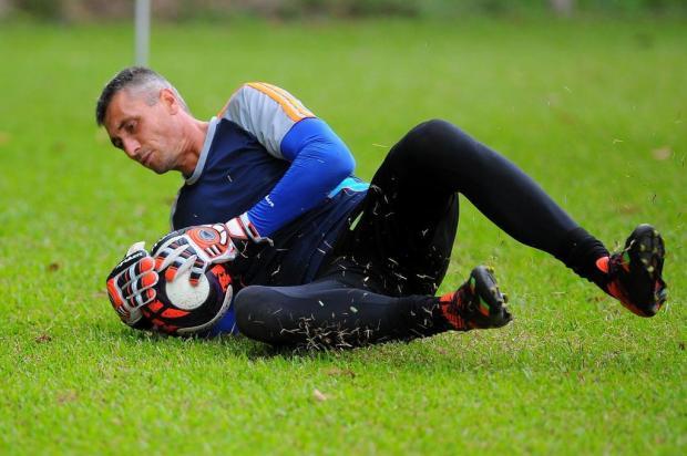 Esportivo e Brasil-Fa disputam clássico serrano pela segunda rodada da competição, em Bento Gonçalves Felipe Nyland/Agencia RBS
