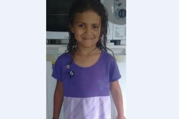 Família procura por menina de sete anos desaparecida em Caxias do Sul Acervo pessoal / Divulgação/Divulgação