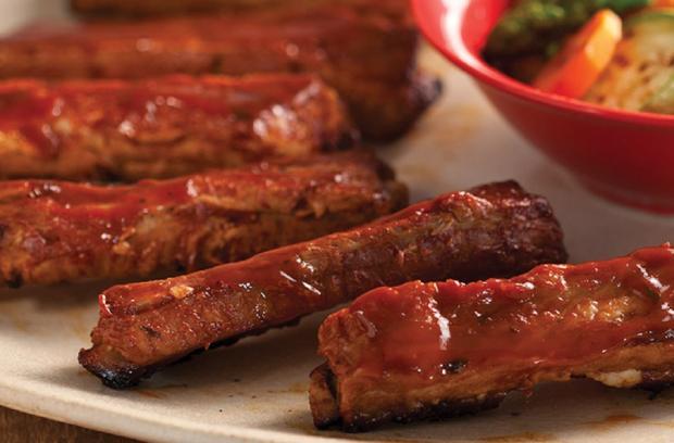 Sirva costelinha de porco ao molho barbecue Nestlé / Divulgação/Divulgação