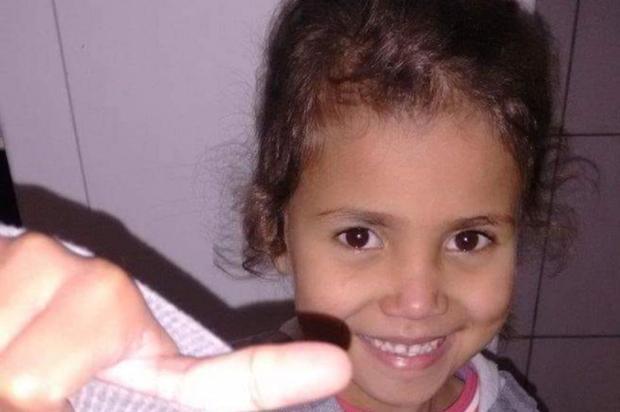 Dia contra violência sexual de crianças e adolescentes em Caxias poderá ser no aniversário da menina Naiara Arquivo pessoal/Arquivo pessoal