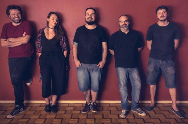 Banda Araucana, de Caxias, disponibiliza primeiro disco em plataformas digitais Juliano Mengatto/Divulgação