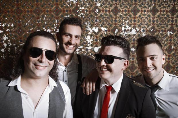 3por4: Banda Jogo Sujo, radicada em Bento Gonçalves, fará turnê em São Paulo Lucas Cunha/Divulgação