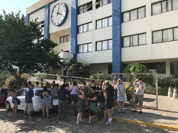Candidatos dizem que prova do concurso da prefeitura de Caxias do Sul estava mais difícil André Tajes / Agência RBS/