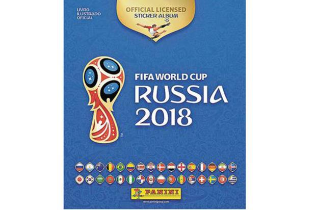 Envelope de figurinhas do álbum da Copa do Mundo custará R$2 Panini / Divulgação /Divulgação