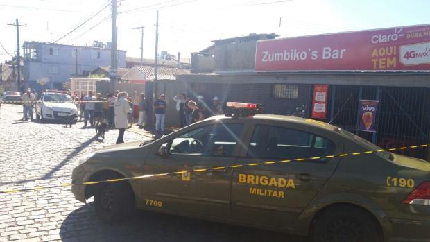 Homem é morto com tiros na cabeça em Caxias do Sul Leonardo Lopes / Agência RBS/Agência RBS