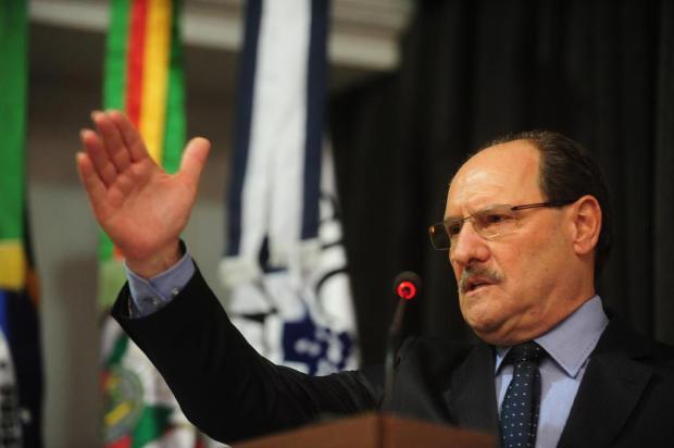 """""""Dois terços do problema foram resolvidos"""", afirma Sartori em Caxias do Sul Roni Rigon/Agencia RBS"""