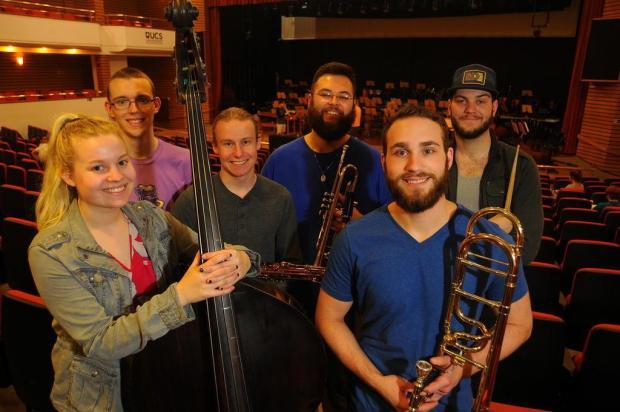 Orquestra da Universidade de Iowa tem apresentações na UCS e no Mississippi Delta Blues Bar em Caxias nesta terça Felipe Nyland/Agencia RBS