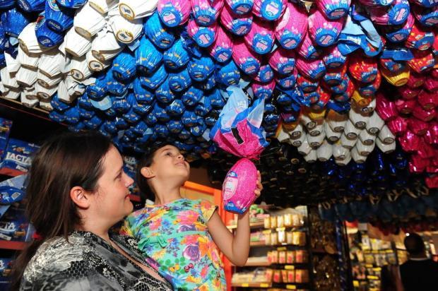 Venda de chocolate deve crescer 8% nos supermercados gaúchos Roni Rigon/Agencia RBS