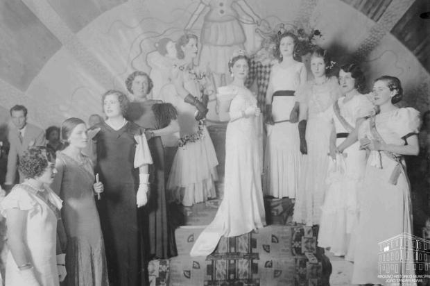 Memória: para recordar de Odila Zatti, a rainha da Festa da Uva de 1934 Acervo Arquivo Histórico Municipal João Spadari Adami/divulgação
