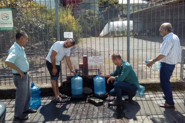 Pelo menos 100 poços artesianos em Caxias do Sul deverão receber hidrômetros Aline Ecker/Agência RBS