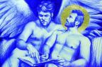 3por4: Cancelamento da exposição de Rafael Dambros no Ordovás causa polêmica em Caxias Arte de Rafael Dambros/Reprodução