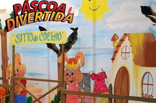 Depois de anunciar ação com coelhos, shopping de Caxias volta atrás e cancela atividade reprodução/reprodução