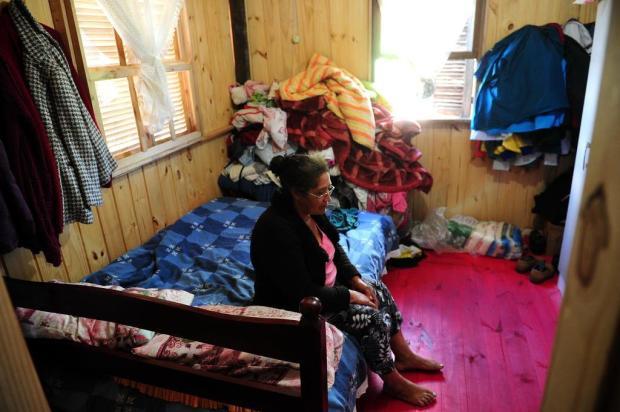"""""""Parece que vejo ele toda hora"""", diz mãe de rapaz morto em tornado em São Francisco de Paula Diogo Sallaberry/Agencia RBS"""