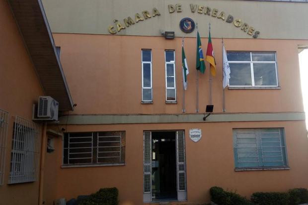 Câmara de Vereadores de Ipê está fechada Facebook/Reprodução