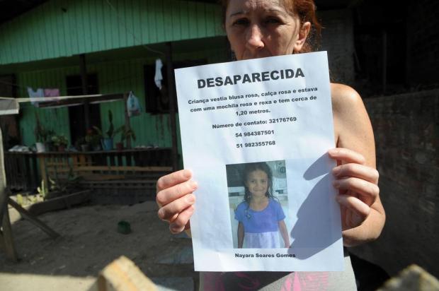 Em alerta 24 horas: todos à procura da menina desaparecida em Caxias Marcelo Casagrande/Agencia RBS