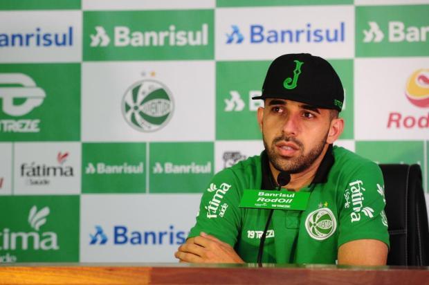 Volante Lucas, do Juventude, é punido com um ano de suspensão por doping Diogo Sallaberry/Agencia RBS