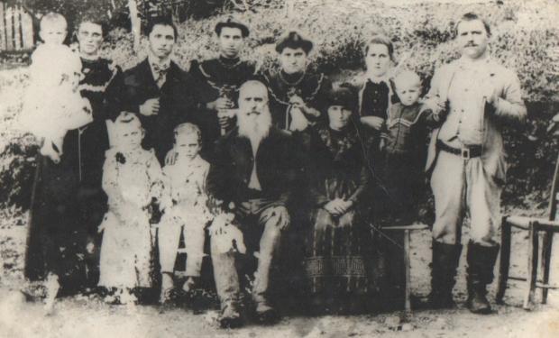 Memória: os 125 anos da família Tonus no Brasil Acervo de família / divulgação/divulgação
