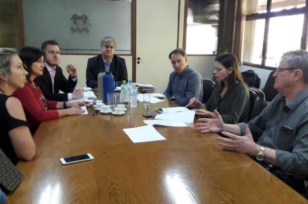 Secretários e vereadores de Caxias do Sul discutem incentivos fiscais para empresas Divulgação/Divulgação