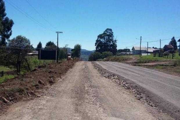 Pavimentação da ERS-020, entre Cambará do Sul e São José dos Ausentes, é retomada Daer/Divulgação