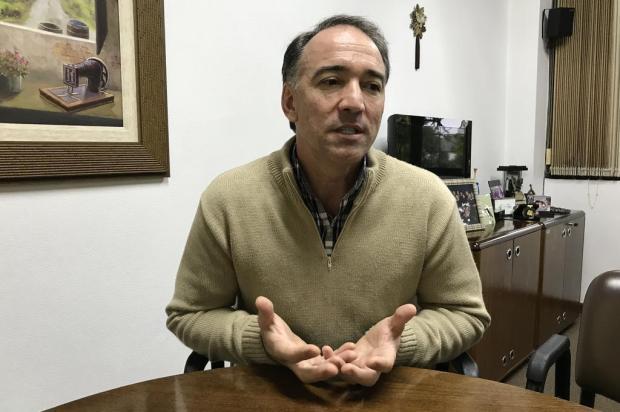"""""""A cassação não vai acontecer"""", diz, confiante, líder do governo na Câmara de Caxias do Sul André Tajes/Agência RBS"""