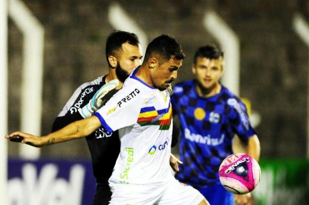 Veranópolis preza por cautela após vitória no jogo de ida das quartas de final Diogo Sallaberry/Agencia RBS