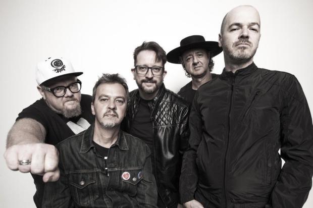 3por4: Nenhum de Nós vai lançar EP em Caxias, no dia 15 de abril Raul Krebs/Divulgação
