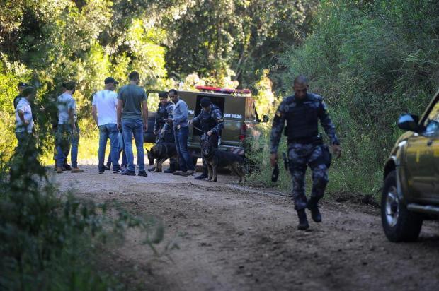 Polícia deve indiciar autor confesso de morte de Naiara por estupro, homicídio e ocultação de cadáver Felipe Nyland/Agencia RBS