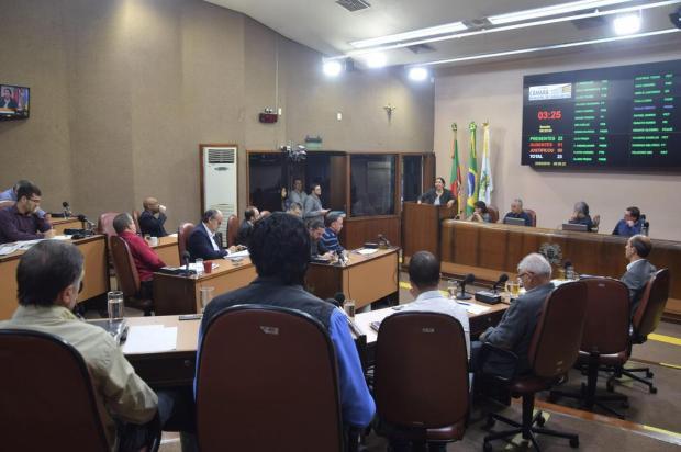 Morte de Naiara repercute na Câmara de Vereadores de Caxias do Sul Franciele Masochi Lorenzett/Divulgação