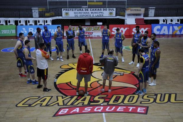 Intervalo: Domingo pela manhã tem um grande jogo do Caxias Basquete no Vascão Marcelo Casagrande/Agencia RBS