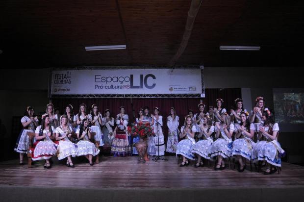 Envolvimento de moradores do interior marca Filó das Embaixatrizes da Festa da Uva Marcelo Casagrande/Agencia RBS