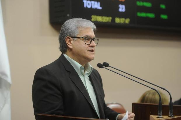 Presidente da Câmara de Vereadores de Caxias não será candidato nas eleições deste ano Diogo Sallaberry/Agencia RBS