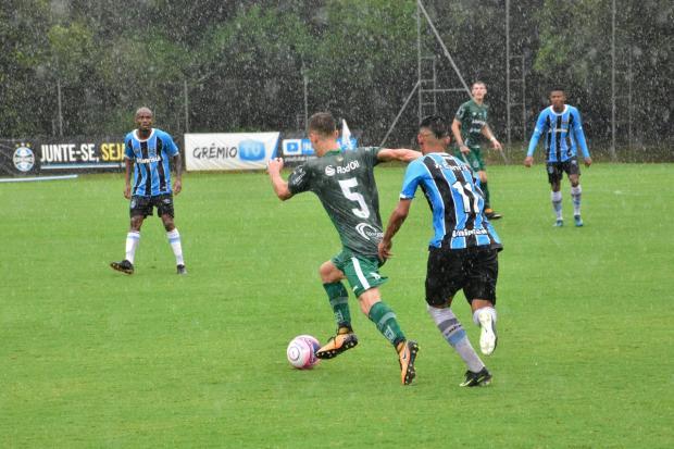 Juventude estreia com derrota no Campeonato Gaúcho Sub-20 Gabriel Tadiotto / Juventude, Divulgação/Juventude, Divulgação
