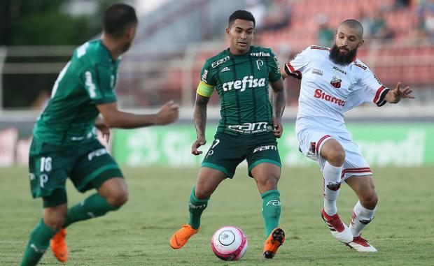 Juventude está próximo de acertar com meia Tony para a disputa da Série B Palmeiras / Divulgação/Divulgação