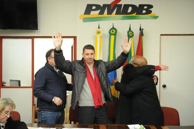 Ex-vice-prefeito de Caxias do Sul deixa o PMDB Diogo Sallaberry / Agência RBS/