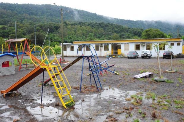 Problemas em escola de Vila Cristina, em Caxias, evidenciam descaso e falta de planejamento Roni Rigon/Agencia RBS