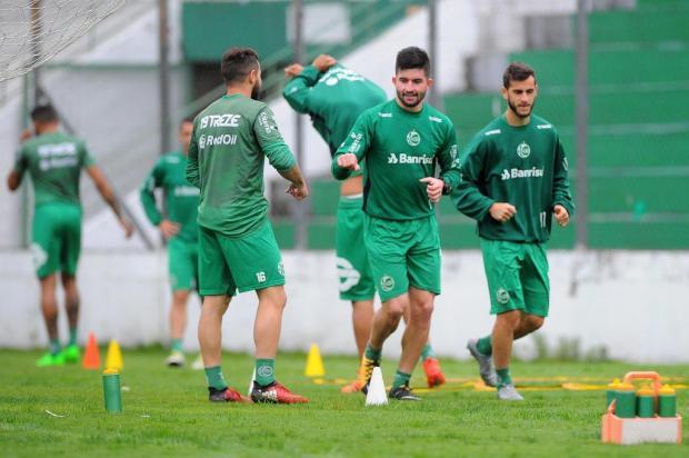 Ainda sem novidades no elenco, Juventude intensifica treinos físicos na intertemporada Felipe Nyland/Agencia RBS