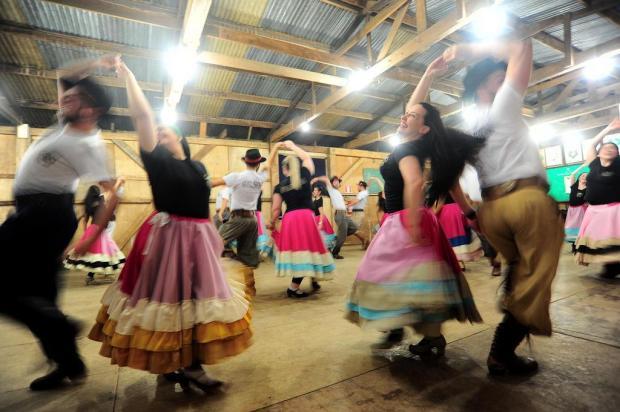3por4: Festival de Danças Tradicionais vai contemplar os estilos ENART e FEGADAN, em Caxias Porthus Junior/Agencia RBS