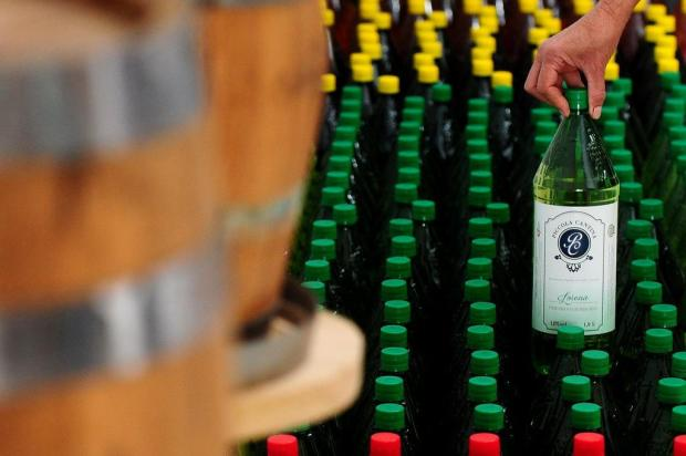 Produtores de vinho colonial na Serra buscam saída da informalidade Diogo Sallaberry/Agencia RBS
