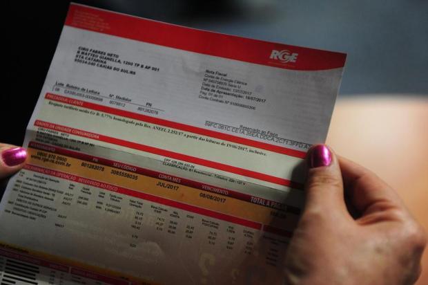 Empresários da Serra repudiam proposta de reajuste de quase 20% na conta de luz Roni Rigon/Agencia RBS