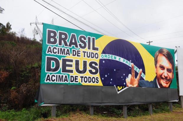 Saiba qual será o roteiro de Jair Bolsonaro em Caxias do Sul Roni Rigon/Agencia RBS