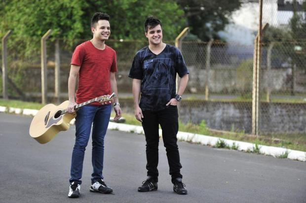Agenda: Lucas e Felipe fazem show nesta sexta, em Bento Gonçalves Carlos Macedo/Especial