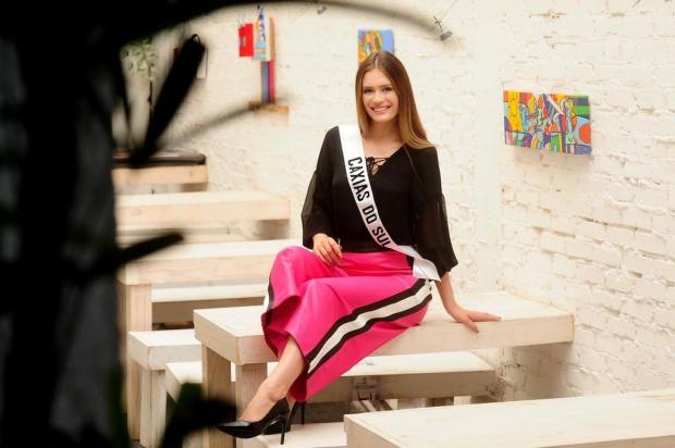 Conheça Tauana Stieve, representante de Caxias do Sul na final do Miss Rio Grande do Sul 2018 Diogo Sallaberry/Agencia RBS