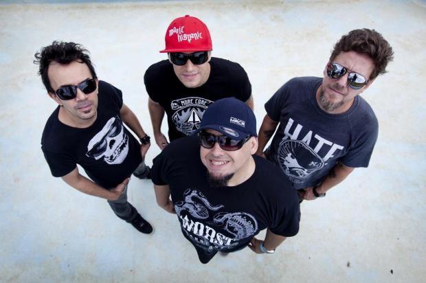 Raimundos faz show em Veranópolis neste sábado Patrick Grosner/Divulgação