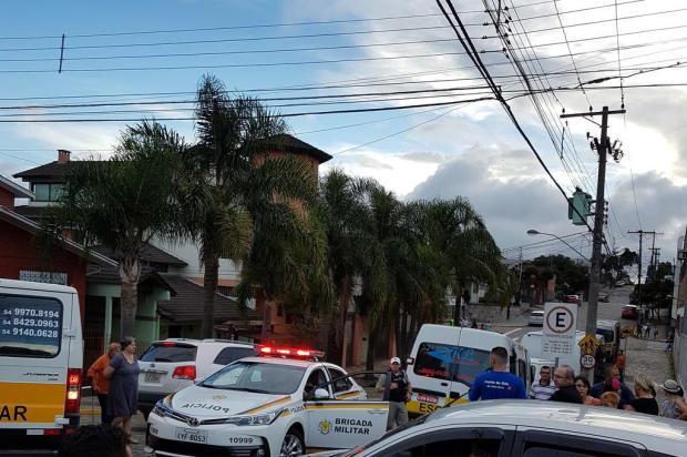 Menina baleada na frente de escola em Caxias do Sul deixa UTI André Moretti/Divulgação