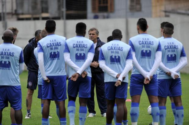Caxias aposta na continuidade visando a preparação à Série D Marcelo Casagrande/Agencia RBS