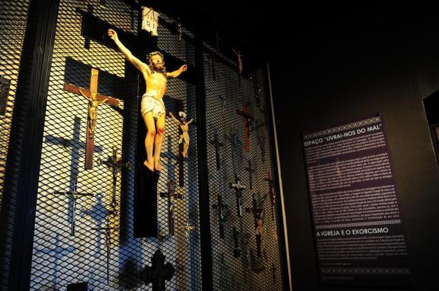 Saiba como ocorreu o exorcismo de moradora de Farroupilha. Espaço onde teria ocorrido ritual abriu para visitação Porthus Junior/Agencia RBS