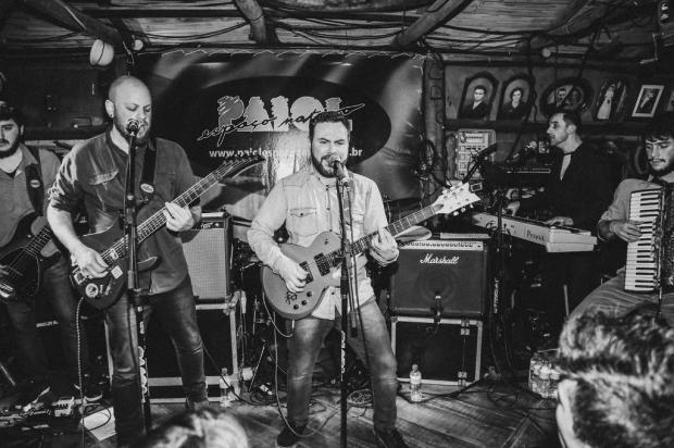 3por4: Veja novo lyric video da banda caxiense Grandfúria Tuany Areze/Divulgação