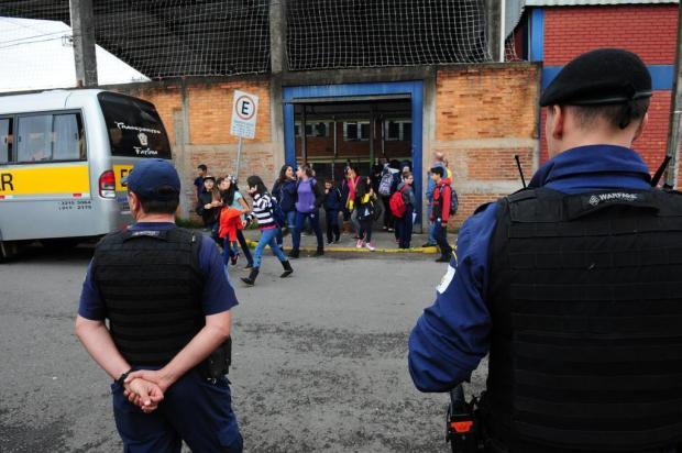 Ataque na saída de escola, em Caxias do Sul, foi motivado por dívida de R$ 2 mil Roni Rigon/Agencia RBS