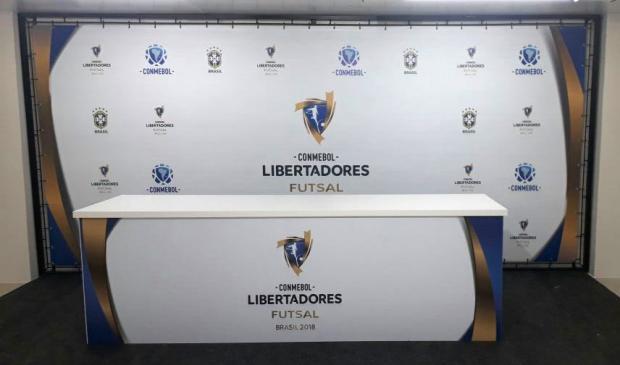 Sorteio nesta terça-feira define adversários da ACBF na primeira fase da Libertadores Ulisses Castro / ACBF, Divulgação/ACBF, Divulgação